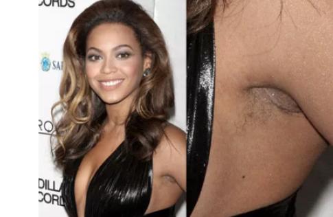 16 famosas que no se depilan 4